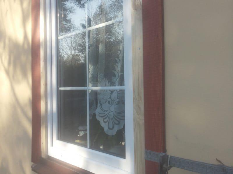 Zdjęcie główne realizacji: Okna PCV