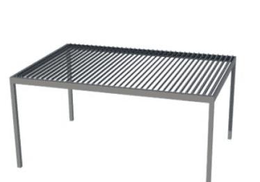 Pergole aluminiowe