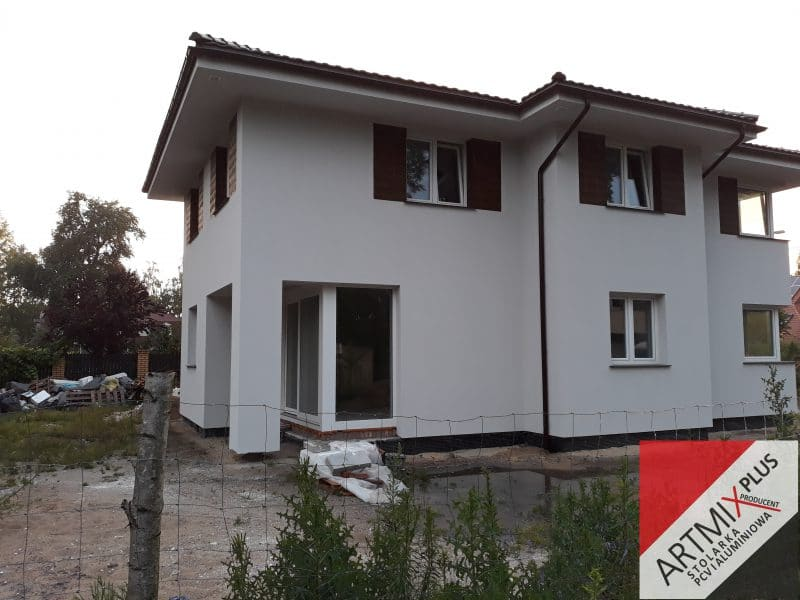 Realizacje domów jednorodzinnych