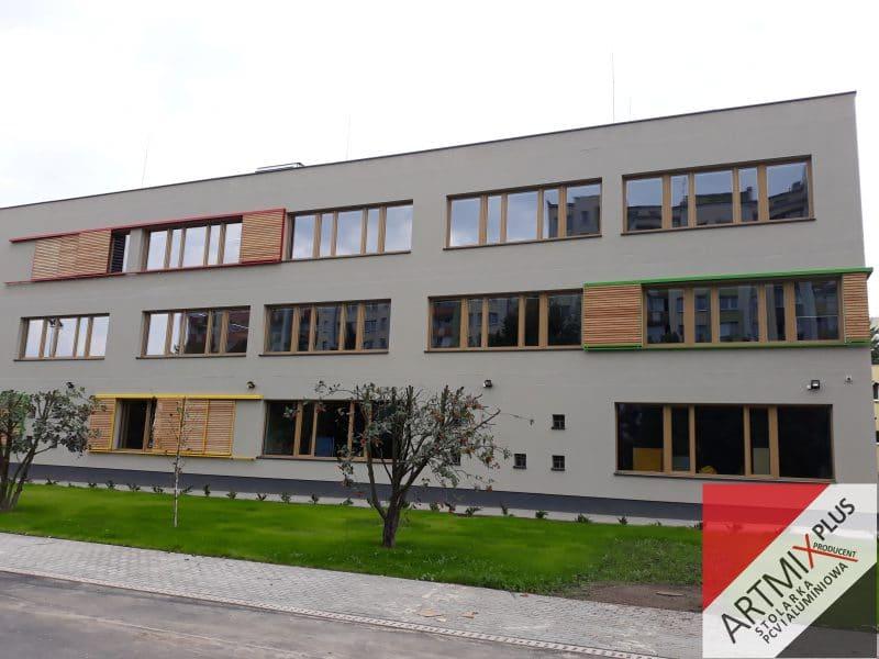 Budynek Szkoły w Bemowie